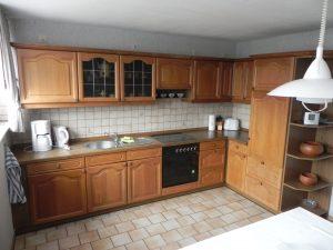 küche 2 ferienwohnung ditzum sonja
