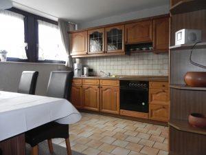 küche ferienwohnung ditzum sonja