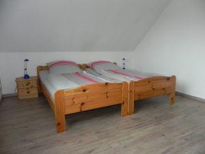 Schlafzimmer Feriennwohung sonja ditzum 2