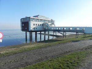 Ausblick auf Nordsee