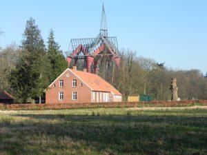 Forsthaus mit Café