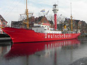 Museumsschiff (Feuerschiff)