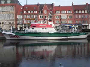Museumsschiff in Emden
